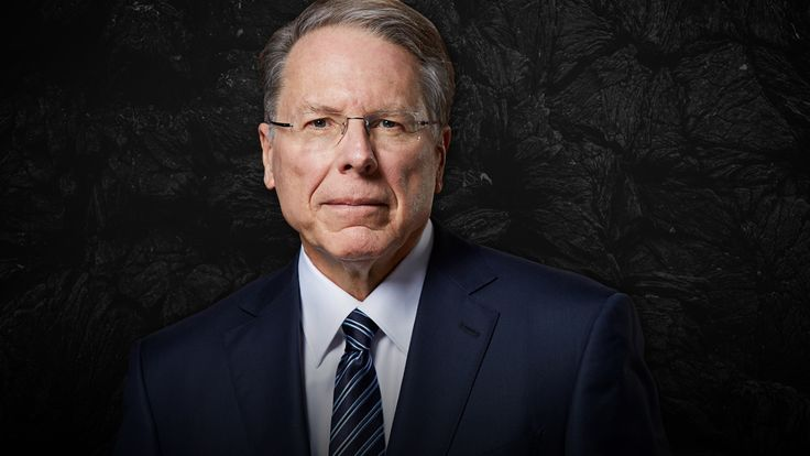 NRA Executive Vice President and Chief Executive Officer Wayne LaPierre addressed the crowd at the Conservative Political Action Conference in National Harbo...