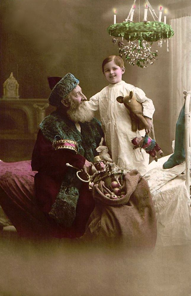 1000+ images about Father Christmas / Santa Claus on Pinterest