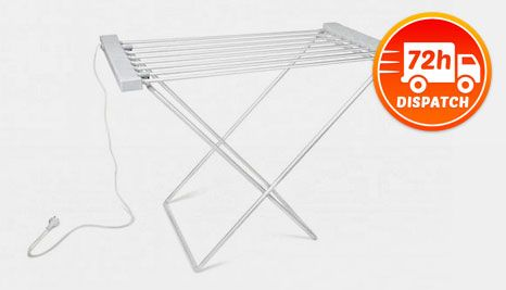 OurDeal - Electric heated clothes airer, delivered with 65% off! Perfect for drying washing quickly in winter! | Household & Family Daily De... $69