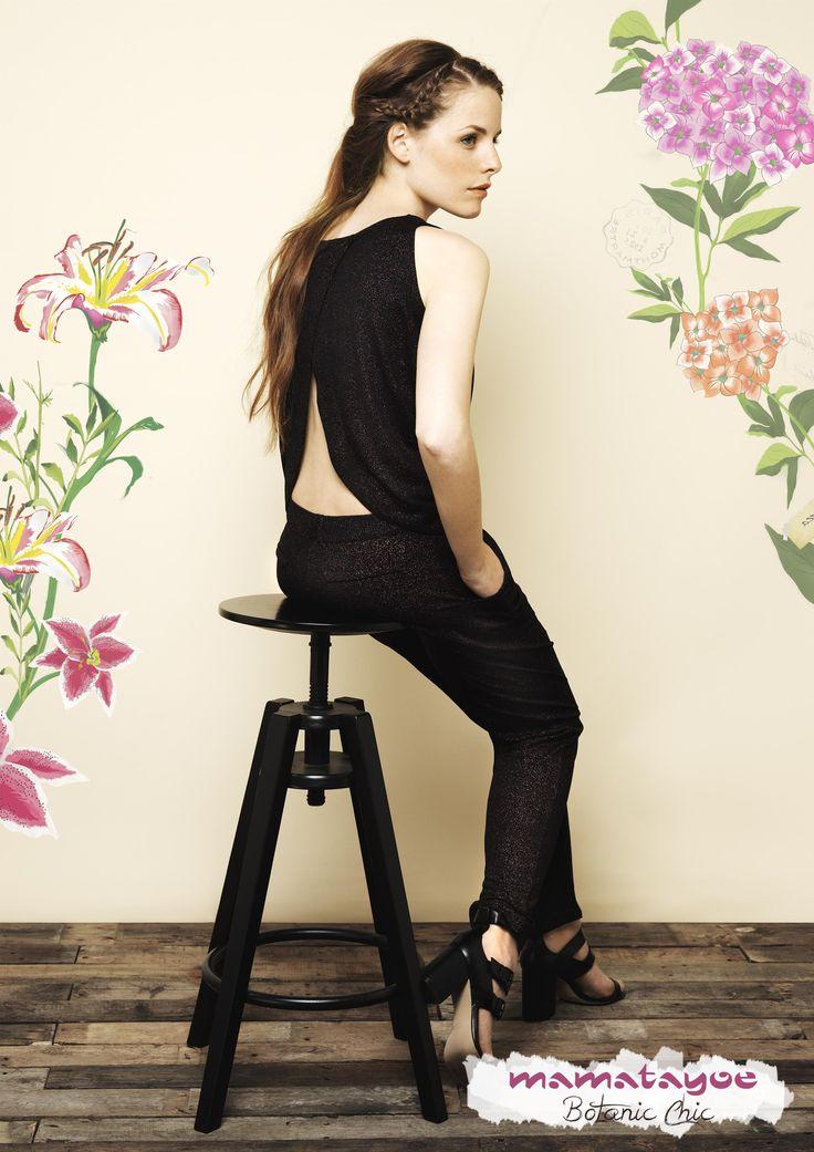 Botanic Chic by Mamatayoe / Set Lupe / Look: Damask + Holly