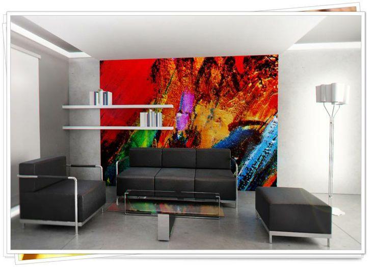 baw się kolorami - tapety ścienne deKEA