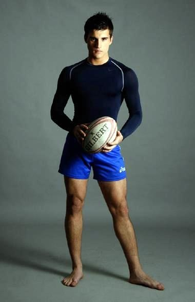 rugby guy