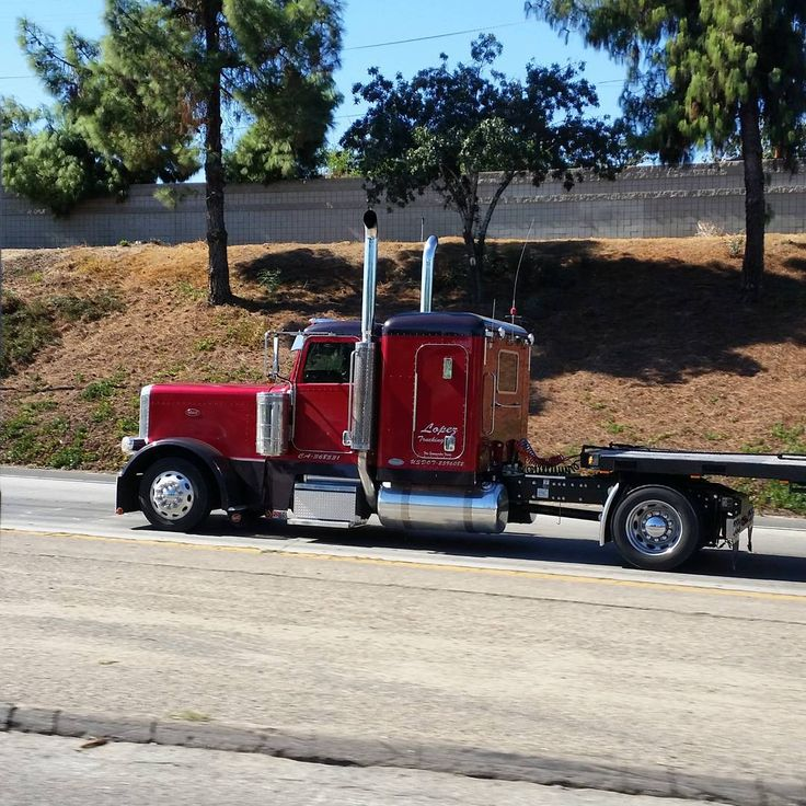Custom Single Axle Trucks : Images about single axle on pinterest