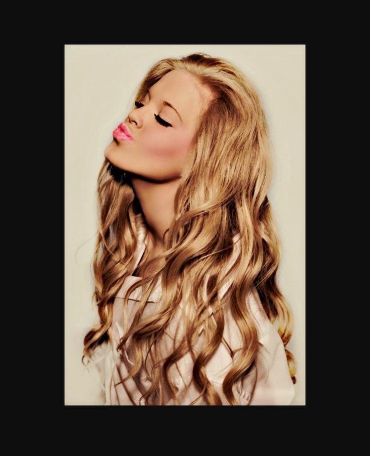 10 Best Warm Blondes Images On Pinterest Blondes Blond Hair