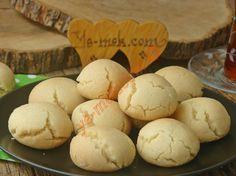 Canınız kurabiye istediğinde margarin ve tereyağı kullanmadan hemen kolayca yapabileceğiniz, çok lezzetli bir kurabiye tarifi...