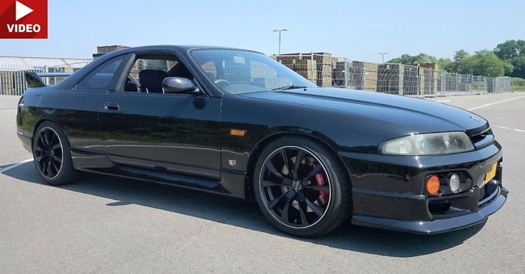 This Nissan Skyline R33 Has More Power Than An Aventador For 6% Of The Price #Nissan_GT_R #Nissan_Skyline
