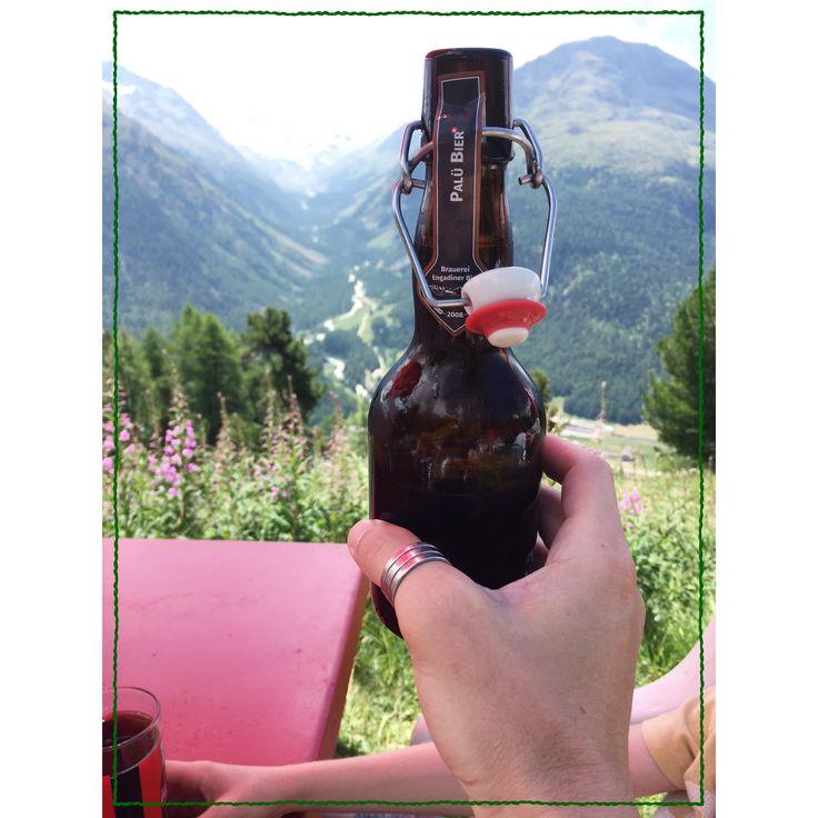 Palü Bier, Pontresina, Juli 2017 #Prost #Biertagebuch #Bier