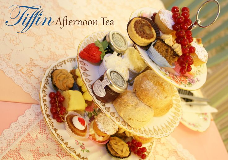 Afternoon Tea At Tiffin West Bridgford, Nottingham