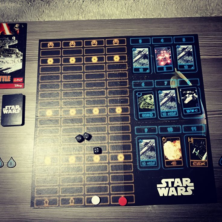 Table Game - starwars table game #starwars #tablegame #game