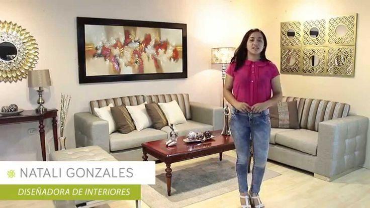 MUEBLES DE SALA - COMO UBICAR TUS SOFAS EN LA SALA  HABITACIONES - Sala, liv...
