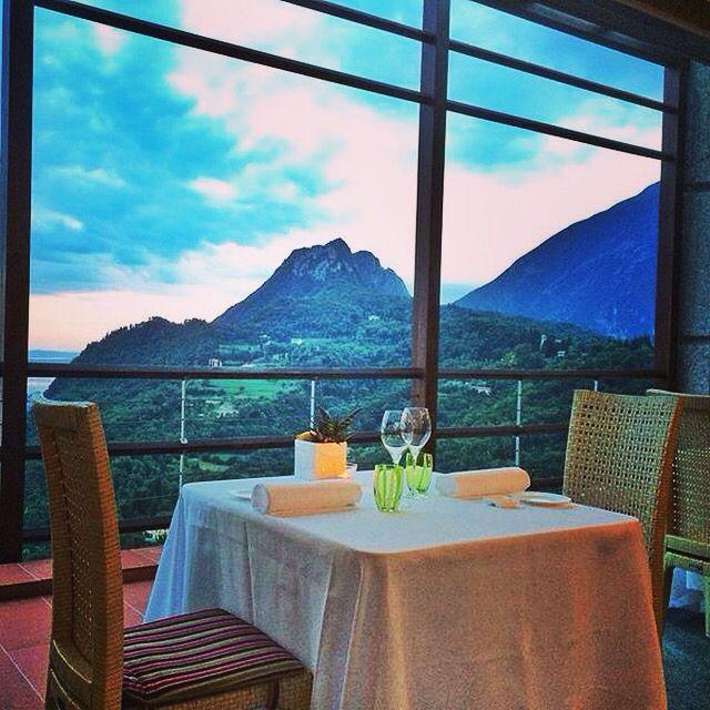 #LaGrandeLimonaia #StayLefay #RestaurantWithAView