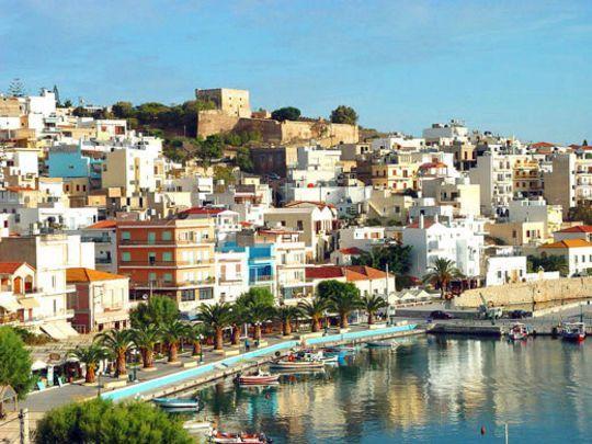 Crete, Sitia