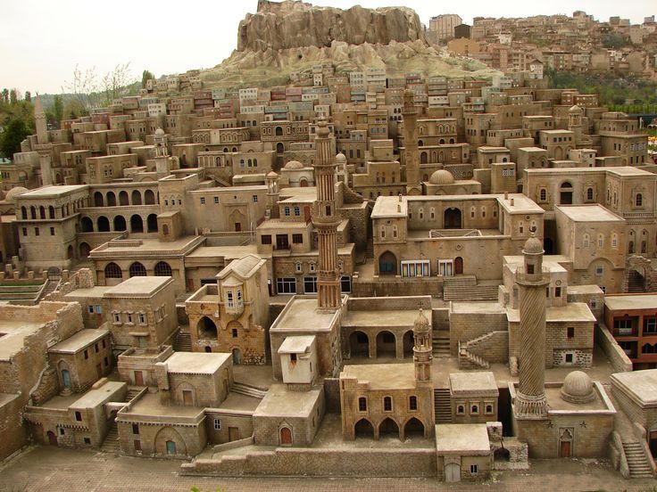 Stone Houses - Mardin Turkey