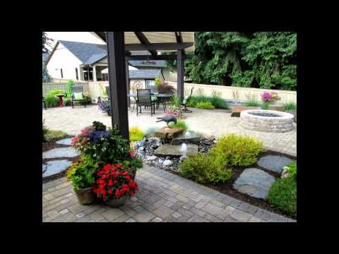 31 best images about patios and pathways on pinterest for Landscaping rocks vancouver wa