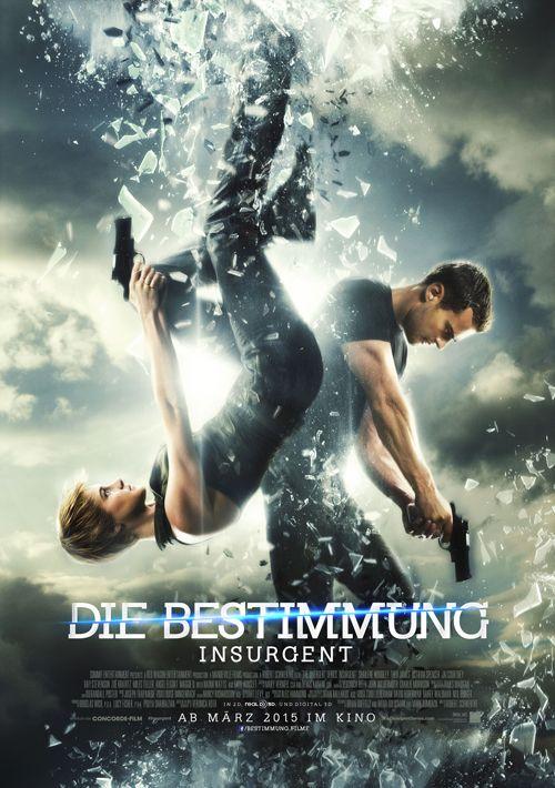 Die Bestimmung: Insurgent Filmplakat