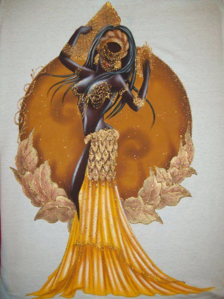 Oshun Symbol