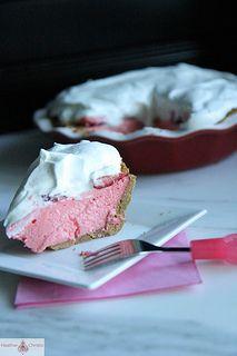 Strawberry Jello Pie