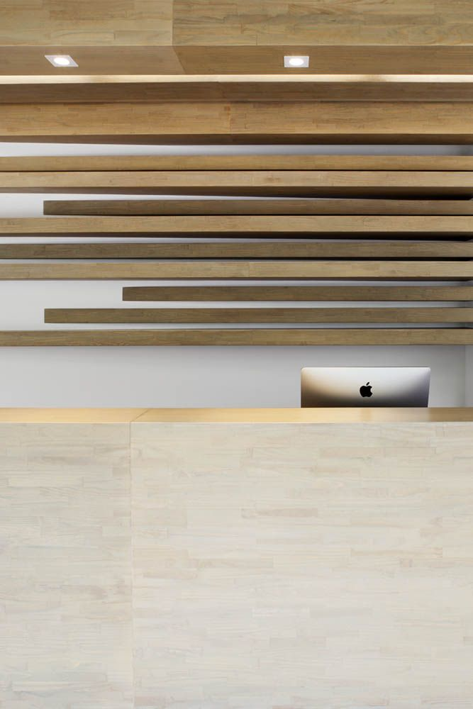Interior Design by Susanna Cots. Sara Bureu – Dental Clinic – Barcelona. Catalonia
