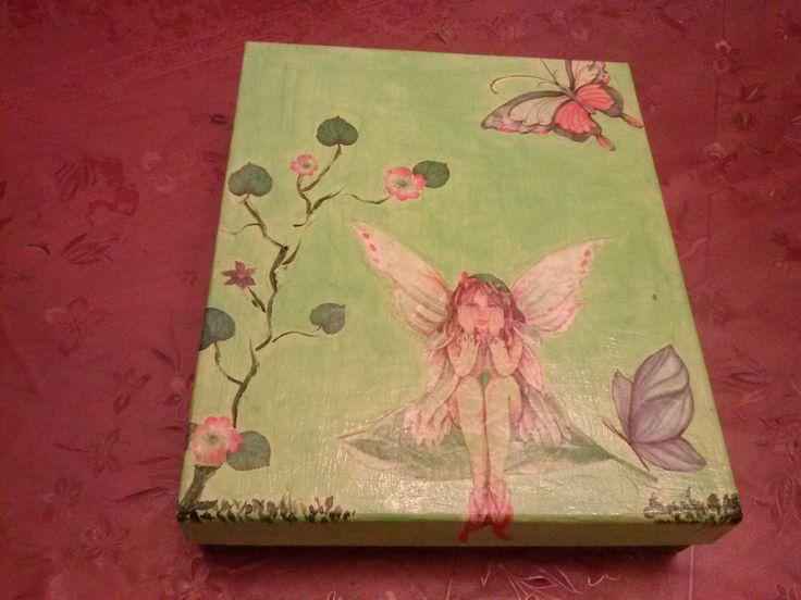 caja con duende