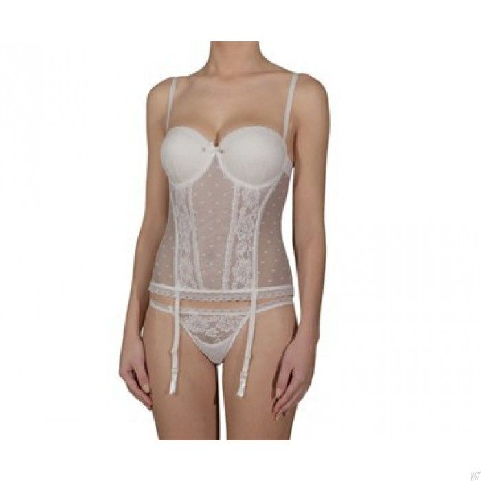 @WomenWantsNL #selmark #lingerie #bruidslingerie #bruidstorselet #torselet #ivoor #ivory