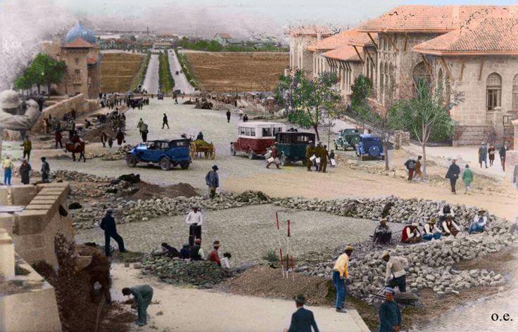 Ulus Meydanı 1928