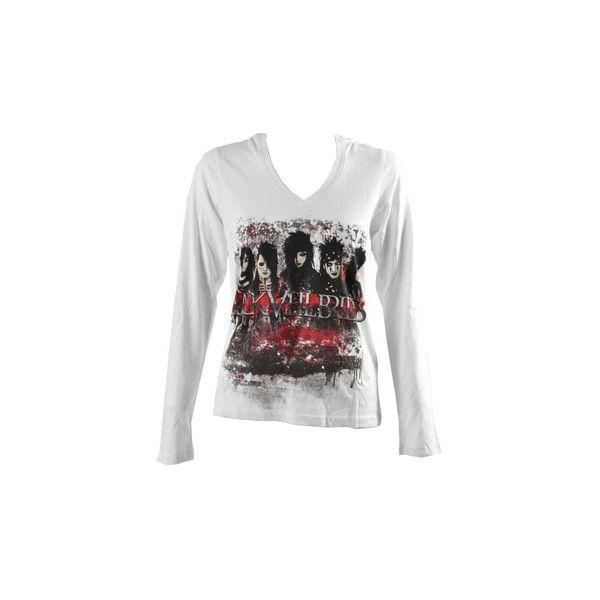 Black Veils Brides Destroy hoodie, band hoodies, BVB merchandise UK ($30) ❤ liked on Polyvore