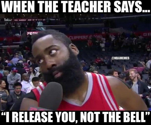That James Harden look! - http://nbafunnymeme.com/nba-funny-memes/that-james-harden-look