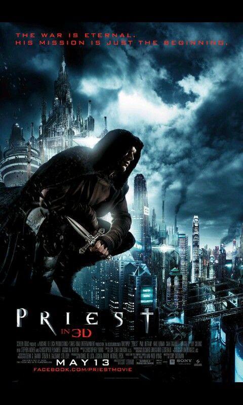 """""""Priest"""" (2011) #movies #film #3D"""
