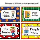 Encourage your students to become leaders using these printable cards can be used to organize your student helpers. Can be used in a pocket chart o...