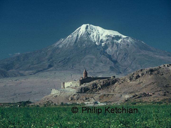 Mount Ararat Turkey 4K