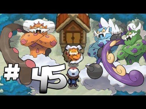 Let's Play Pokemon: Black - Part 45 - Tornadus, Thundurus, Landorus