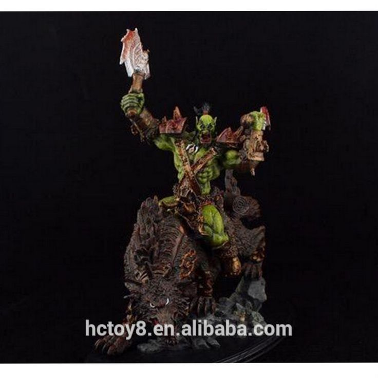2015 New HOT SALE PVC 24cm World of Warcraft Orcus action figure, View World of Warcraft, Big players Product Details from Lucky Toy Firm In Yuexiu District Of Guangzhou City on Alibaba.com