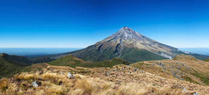 Taranaki Mountain Trek: The Pouakai Crossing