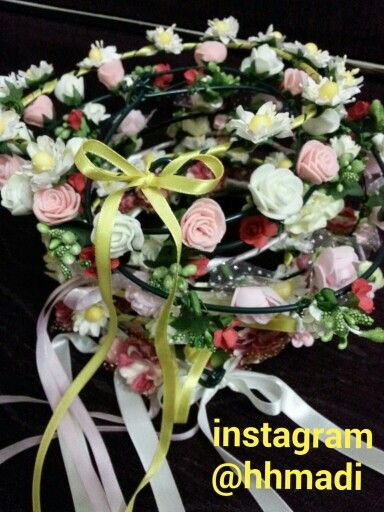 تيجان ورد Flower Crowns