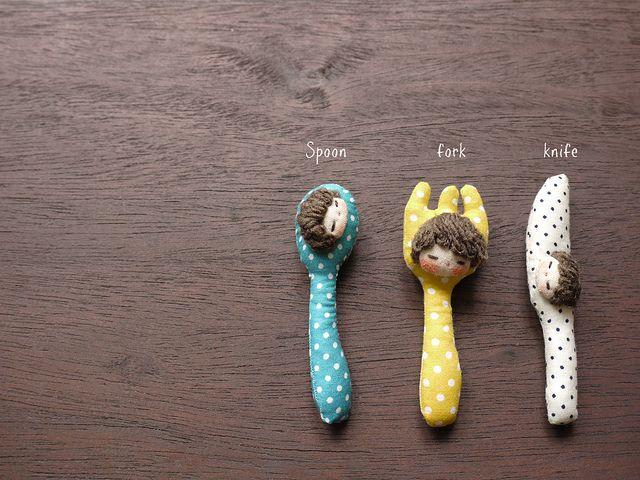 Cutlerly set plush toy by evangelione.