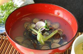 しじみのお吸い物 #recipe #Japanese #soup #shijimi_clam