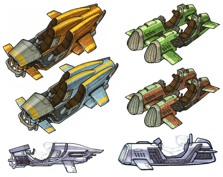 Racing Game Baron Flying Car Weapons