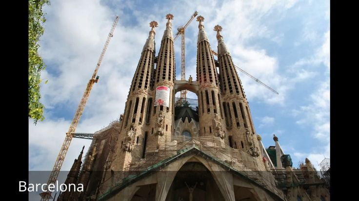 Places to see in ( Barcelona - Spain )  Barcelona the cosmopolitan capital of Spains Catalonia region is known for its art and architecture. The fantastical Sagrada Família church and other modernist landmarks designed by Antoni Gaudí dot the city. Museu Picasso and Fundació Joan Miró feature modern art by their namesakes. City history museum MUHBA includes several Roman archaeological sites.  Barcelona is the capital city of the autonomous community of Catalonia in the Kingdom of Spain as…