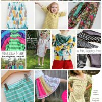 20+ Free Sewing Patterns for Kids- Winter