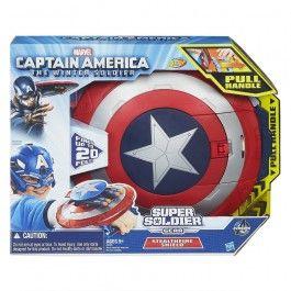 Captain America The Winter Soldier Stealthfire Shield