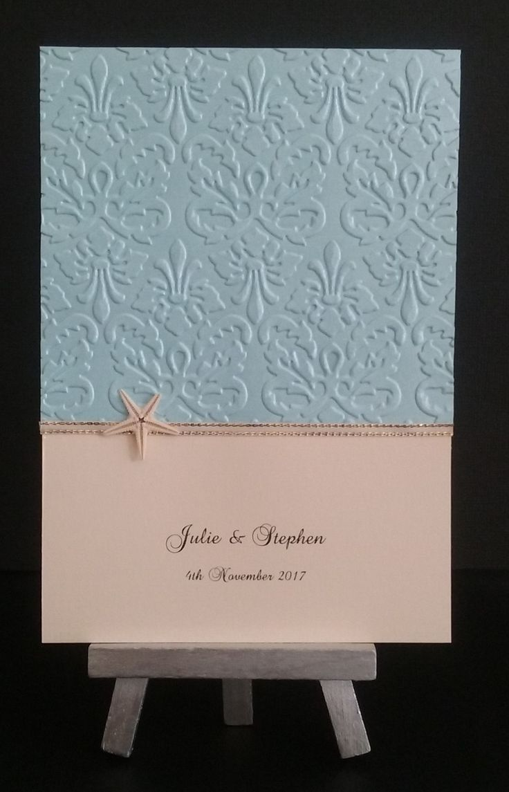 13 best Handmade By Jules - Beach Wedding Invitations images on ...