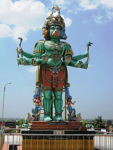panchamukhi hanuman temple