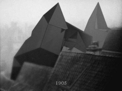 BADCODEC 3d mograph black & white stock footage