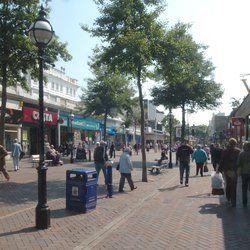 Centre.. Eastbourne