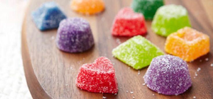 Une recette simple et facile pour faire des jujubes maison! Candy home made