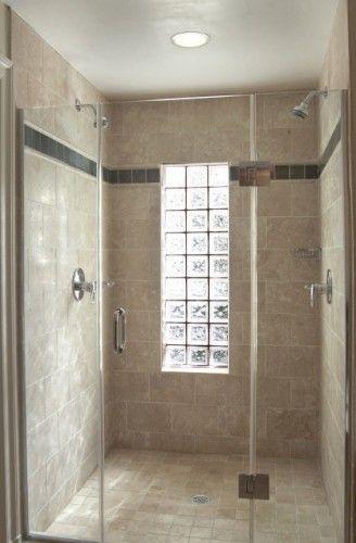 Glass Block Bathroom Ideas 12 best glass block bath images on pinterest | bathroom ideas
