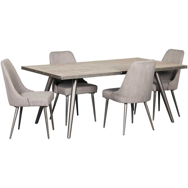 Coverty Rectangle 5-Piece Dining Set by Ashley Furniture is now available at American Furniture Warehouse. Shop our great selection and save!