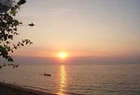 Matahari terbit beach, sanur, bali