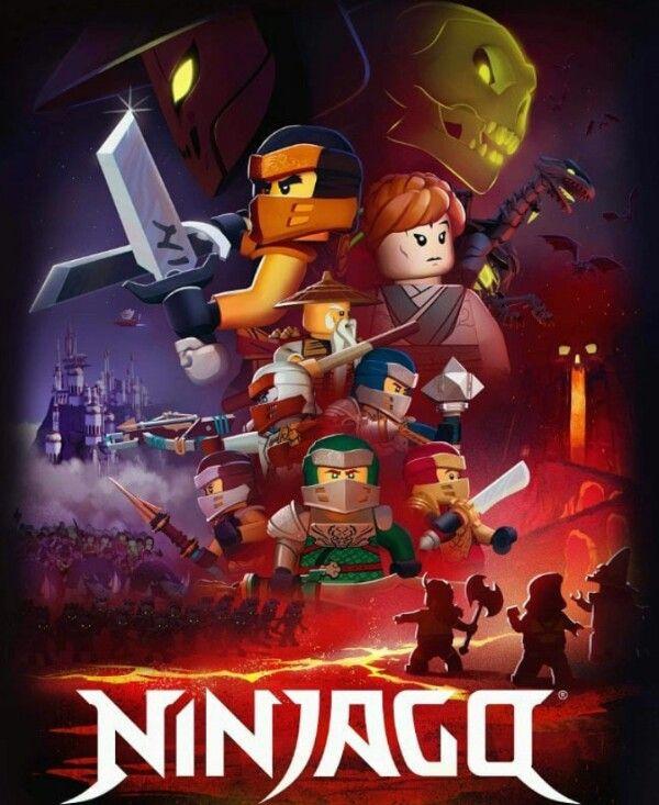 Lego Ninjago Official Season 13 Poster Lego Ninjago Lego Wallpaper Lego Ninjago Movie