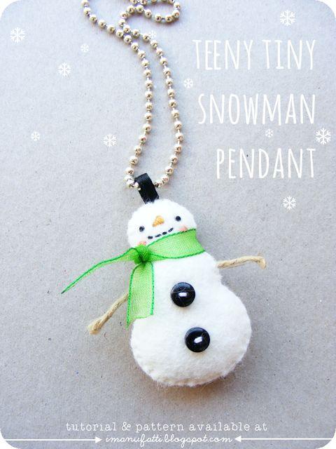 Questanno, per la seconda edizione del❤ Crafty Christmas Tutorial Link Up ❤ (qui i dettagli...